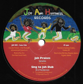 Sattalite - Jah Praises / Brother Dan - Jah Is My Strength (Joy & Happiness) 12""